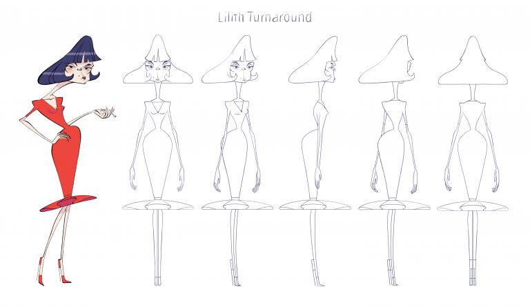 Lilith Turnaround