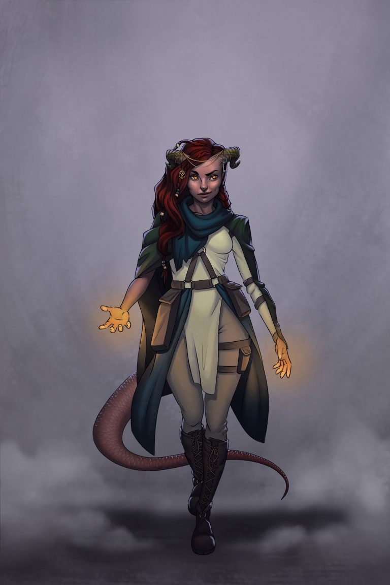 Marza – Fables of Refuge D&D Campaign