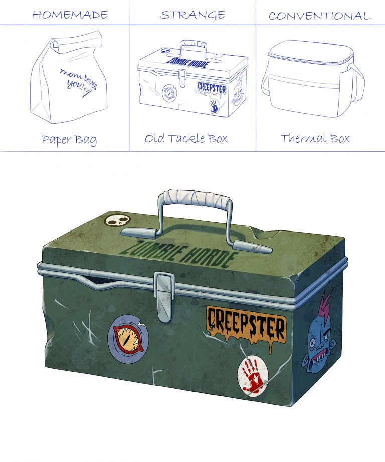 Lunch Prop – Lunchbox